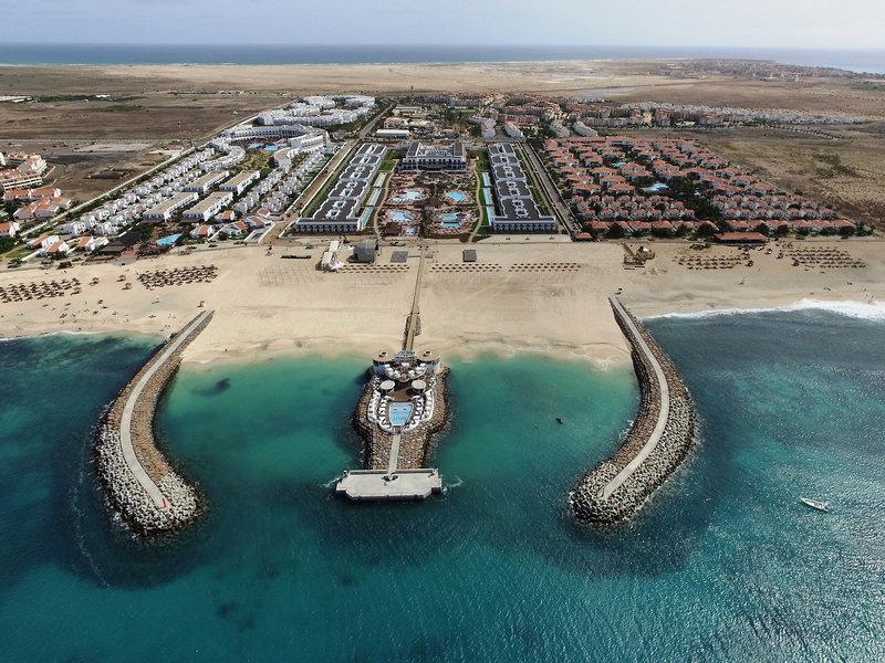Pauschalreise Hotel Kap Verde,     Kapverden - weitere Angebote,     Sensimar Cabo Verde Resort in Santa Maria