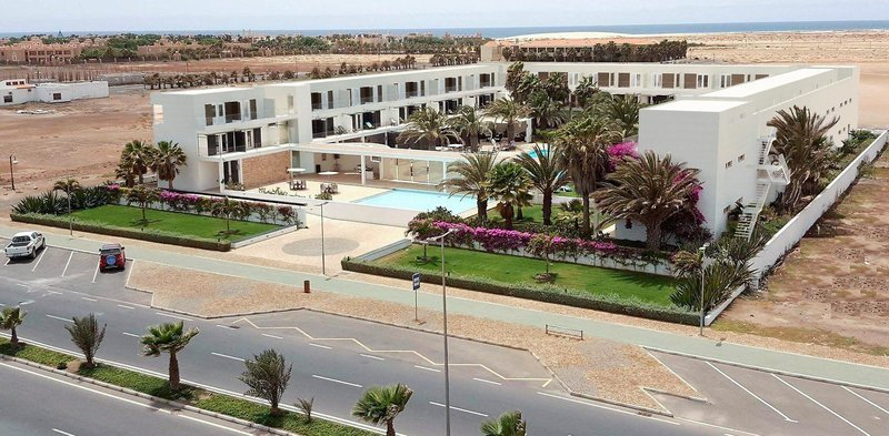 Pauschalreise Hotel Kap Verde,     Kapverden - weitere Angebote,     Dunas de Sal Hotel in Santa Maria
