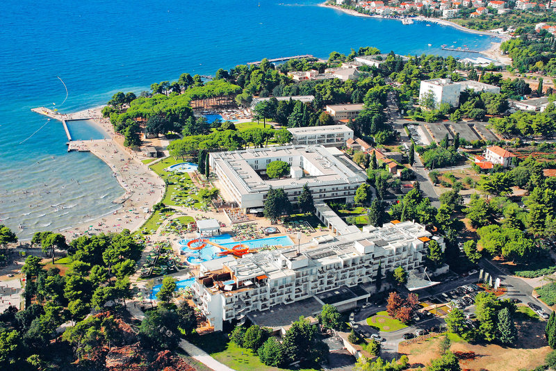 Pauschalreise Hotel Kroatien,     Kroatien - weitere Angebote,     Falkensteiner Club Funimation Borik in Zadar