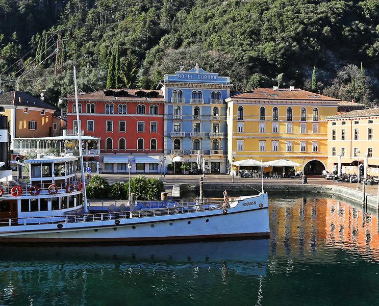 Pauschalreise Hotel Italien,     Gardasee & Oberitalienische Seen,     Hotel Europa in Riva del Garda
