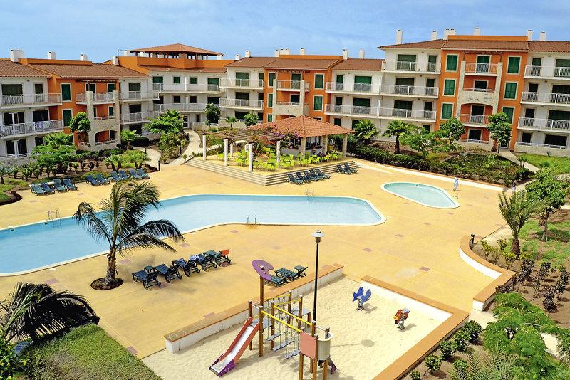 Pauschalreise Hotel Kap Verde,     Kapverden - weitere Angebote,     Agua Hotels Sal Vila Verde in Santa Maria