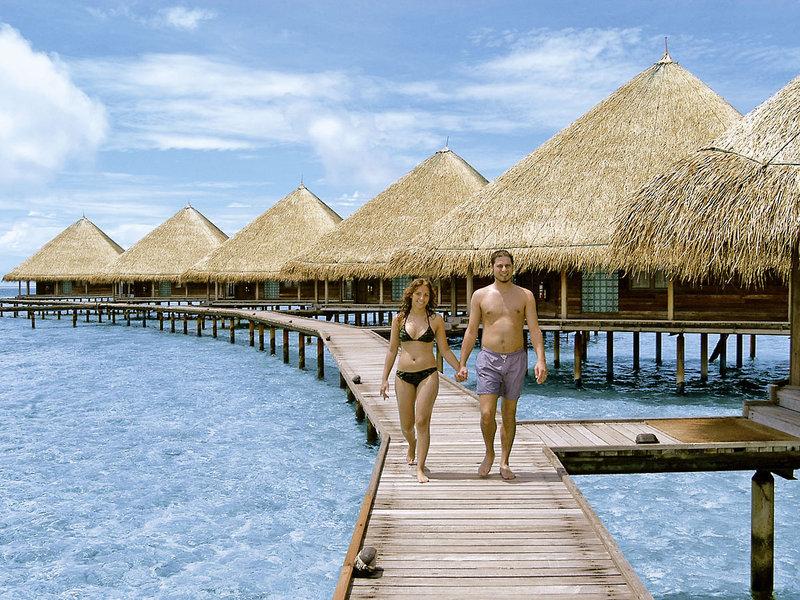 Pauschalreise Hotel Malediven,     Malediven - Süd Male Atoll,     Adaaran Club Rannalhi in Rannalhi