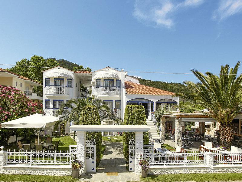 Pauschalreise Hotel Griechenland,     Thassos,     Anastasia Studios in Golden Beach