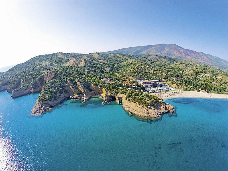 Pauschalreise Hotel Griechenland,     Thassos,     Blue Dream Palace in Tripiti