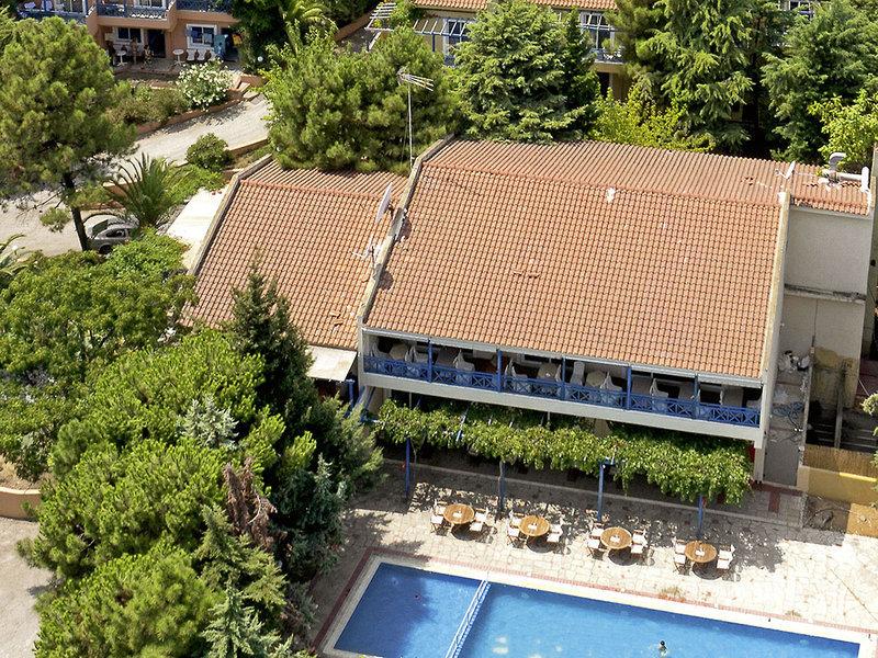Pauschalreise Hotel Griechenland,     Thassos,     Tripiti in Limenaria