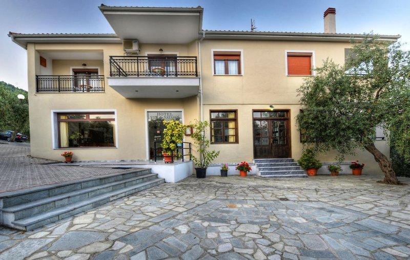 Pauschalreise Hotel Griechenland,     Thassos,     Hotel Villa Natassa in Pachis