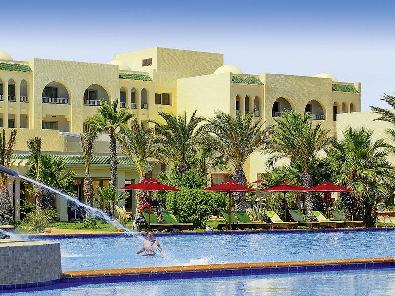 Pauschalreise Hotel     Djerba,     Hôtel Hasdrubal Thalassa & Spa Djerba in Midoun