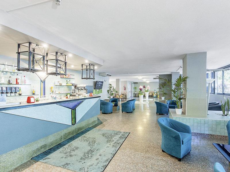 Pauschalreise Hotel Italien,     Italienische Adria,     Hotel Mediterraneo in Cesenatico