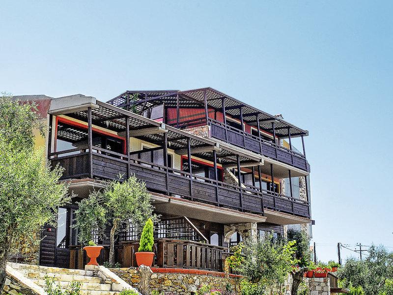 Pauschalreise Hotel Griechenland,     Thassos,     Kallisti Aparthotel in Potos