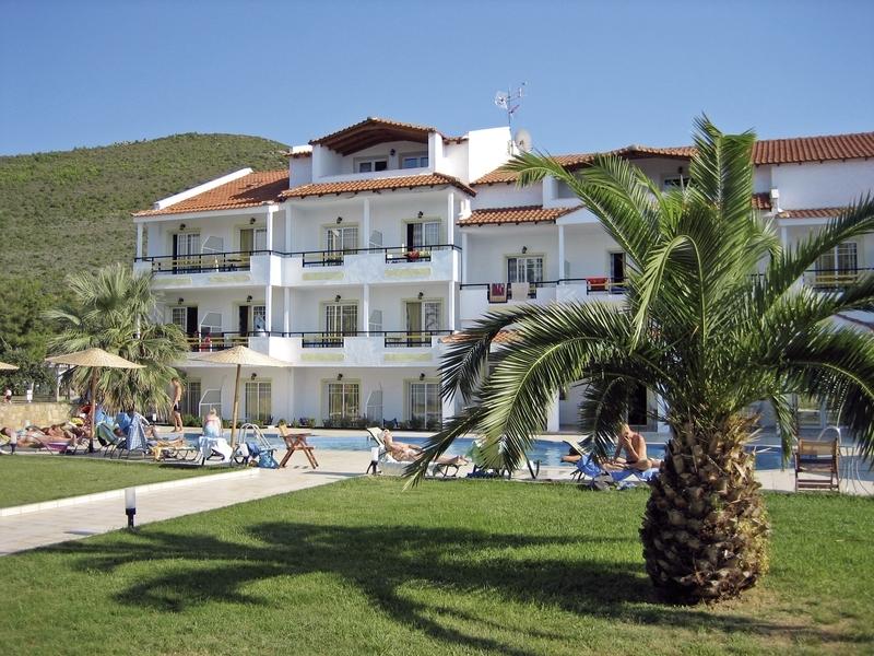 Pauschalreise Hotel Griechenland,     Thassos,     Rachoni Bay Hotel in Skala Rachoni