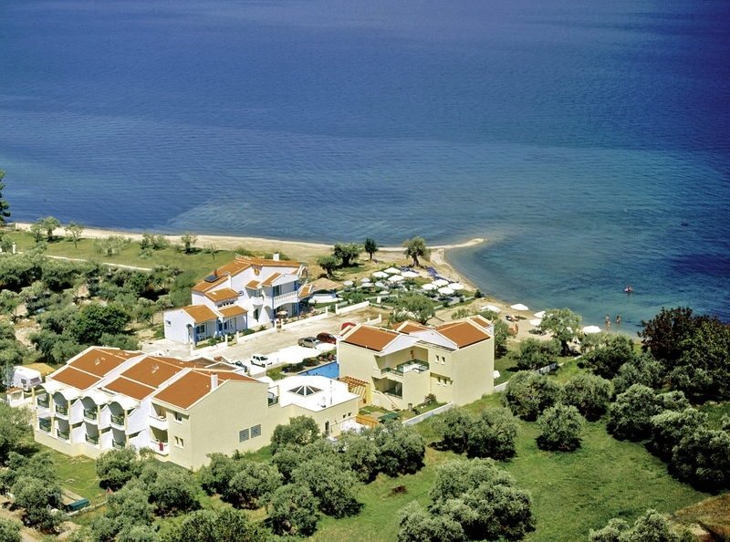 Pauschalreise Hotel Griechenland,     Thassos,     Aegean Sun in Skala Rachoni