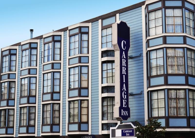 Pauschalreise Hotel USA,     Kalifornien,     Carriage Inn in San Francisco
