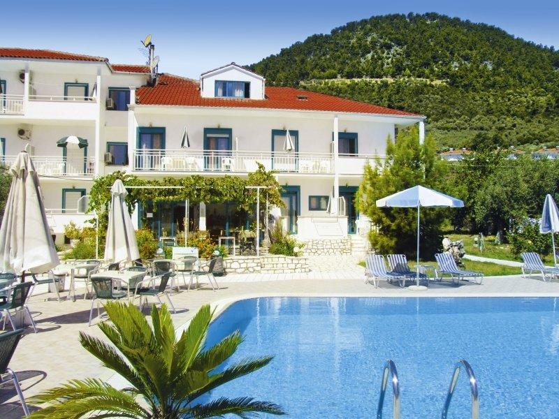 Pauschalreise Hotel Griechenland,     Thassos,     Dimitris in Chrissi Ammoudia