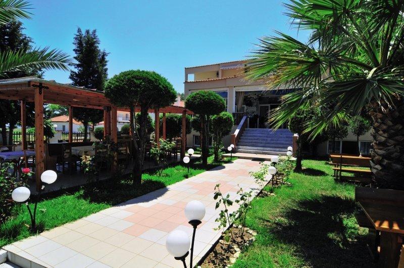 Pauschalreise Hotel Griechenland,     Thassos,     Hotel Ellas in Skala Potamias