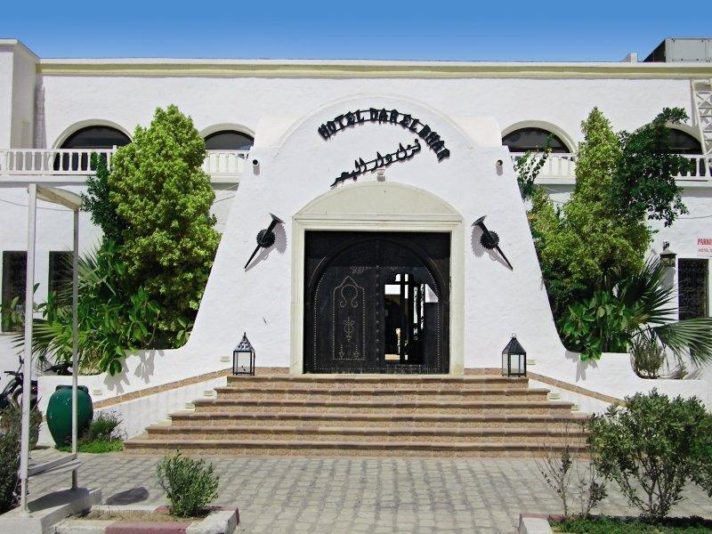 Pauschalreise Hotel Tunesien,     Djerba,     Dar El Bhar in Insel Djerba