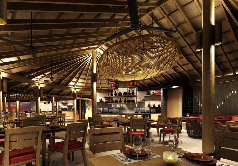 Pauschalreise Hotel Malediven,     Malediven - Nord Male Atoll,     Centara Ras Fushi Resort & Spa Maldives in Giraavaru