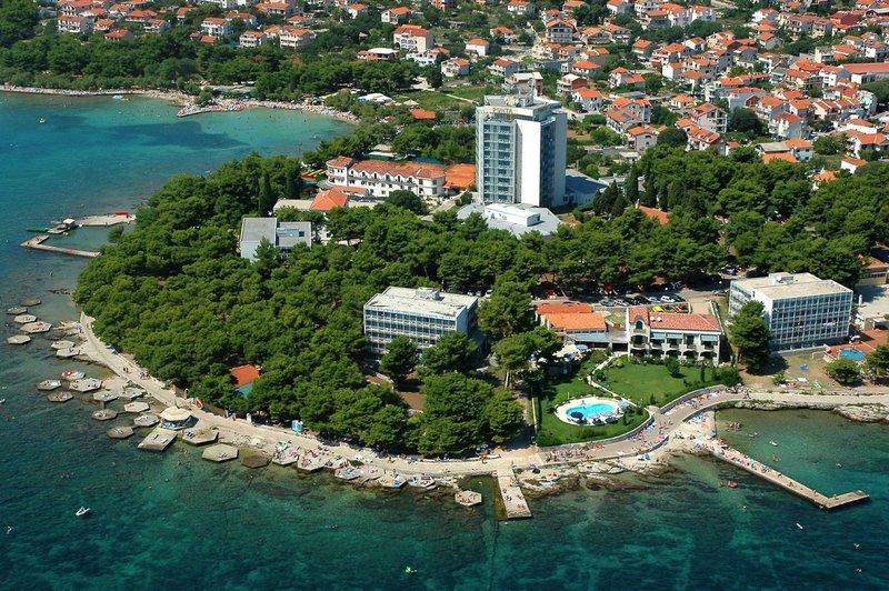 Pauschalreise Hotel Kroatien,     Kroatien - weitere Angebote,     Punta Hotel in Vodice