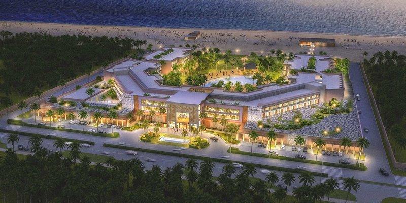 Pauschalreise Hotel Kap Verde,     Kapverden - weitere Angebote,     Hilton Cabo Verde Sal Resort in Santa Maria