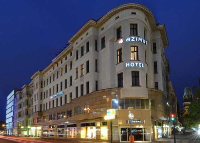Pauschalreise Hotel Deutschland,     Berlin, Brandenburg,     Azimut Hotel Kurfürstendamm Berlin in Berlin