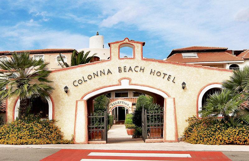 Pauschalreise Hotel Italien,     Sardinien,     Colonna Beach Hotel in Marinella