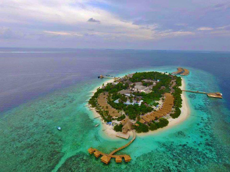 Pauschalreise Hotel Malediven,     Malediven - weitere Angebote,     Kudafushi Resort & Spa in Kudafushi