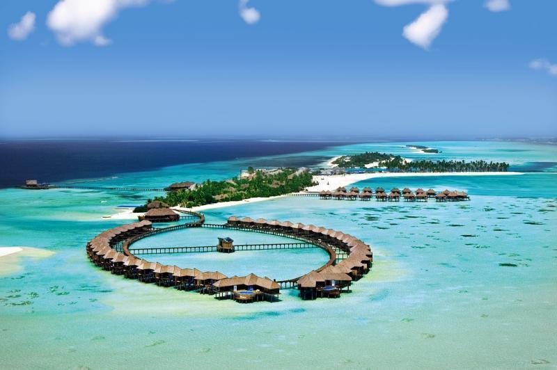 Pauschalreise Hotel Malediven,     Malediven - Süd Male Atoll,     Olhuveli Beach & Spa Resort in Olhuveli