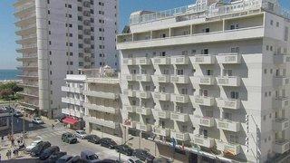 Hotel   Algarve,   Baia de Monte Gordo in Monte Gordo  in Portugal in Eigenanreise