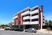 Hotel   Algarve,   Topazio in Albufeira  in Portugal in Eigenanreise
