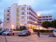 Hotel   Algarve,   Alba Hotel in Monte Gordo  in Portugal in Eigenanreise