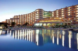 Hotel   Algarve,   Hotel Apartamento Paraiso De Albufeira in Albufeira  in Portugal in Eigenanreise