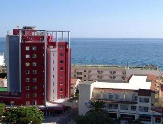 Hotel   Algarve,   Quarteira Sol in Quarteira  in Portugal in Eigenanreise