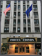 USA,     New York & New Jersey,     Hotel Edison in New York City - Manhattan  ab Saarbrücken SCN