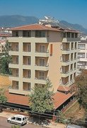 Hotel   Türkische Riviera,   Alanya Beach Hotel in Alanya  in der Türkei in Eigenanreise