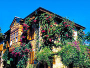Hotel   Türkische Riviera,   Begonville Pension in Side  in der Türkei in Eigenanreise