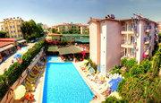Hotel   Türkische Riviera,   Dynasty Hotel in Side  in der Türkei in Eigenanreise