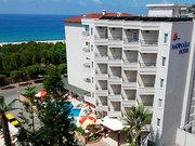 Hotel   Türkische Riviera,   Hatipoglu Beach Hotel in Alanya  in der Türkei in Eigenanreise