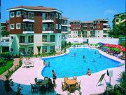 Hotel   Türkische Riviera,   Hanay Suite Hotel in Side  in der Türkei in Eigenanreise