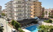 Hotel   Türkische Riviera,   Kleopatra South Star Apart in Alanya  in der Türkei in Eigenanreise
