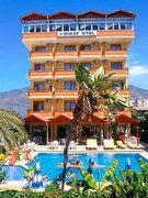 Hotel   Türkische Riviera,   Miray Hotel Kleopatra Beach in Kleopatra Beach  in der Türkei in Eigenanreise