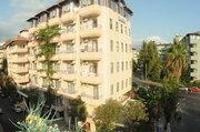 Hotel   Türkische Riviera,   Rosella Apart & Hotel in Alanya  in der Türkei in Eigenanreise