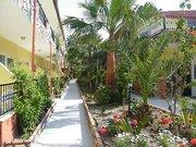 Hotel   Türkische Riviera,   Sunberk in Side  in der Türkei in Eigenanreise