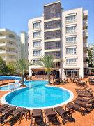 Hotel   Türkische Riviera,   Tuvanna Beach in Alanya  in der Türkei in Eigenanreise
