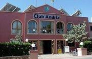 Hotel Spanien,   Menorca,   Aparthotel Club Andria in Cala Santandria  auf den Balearen in Eigenanreise