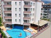 Hotel   Türkische Riviera,   Albatros Aparthotel in Alanya  in der Türkei in Eigenanreise