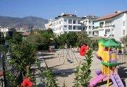 Hotel   Türkische Riviera,   Caligo Apart in Alanya  in der Türkei in Eigenanreise