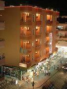 Hotel   Türkische Riviera,   Ergün Hotel in Alanya  in der Türkei in Eigenanreise