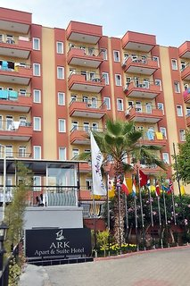Ark Suite Hotel in Alanya (Türkei)