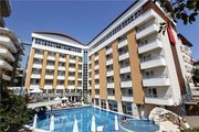 Hotel   Türkische Riviera,   Alaiye Kleopatra in Alanya  in der Türkei in Eigenanreise