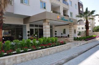 Hotel   Türkische Riviera,   Almera Park Apart Hotel in Alanya  in der Türkei in Eigenanreise