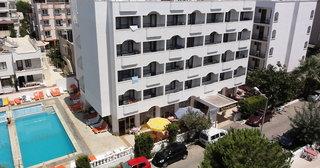 Hotel   Türkische Ägäis,   Altinersan in Didim  in der Türkei in Eigenanreise
